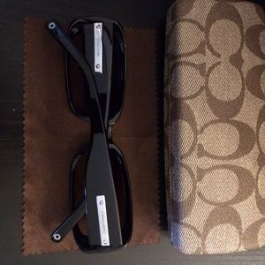f681c72457 Coach Accessories - Coach Sunglasses Megan Black S427